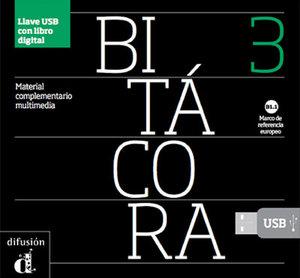 Bitácora / Llave USB (Guía del profesor) (B1.1)