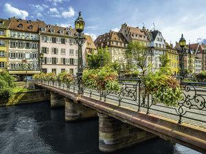 Sommerliches Straßburg