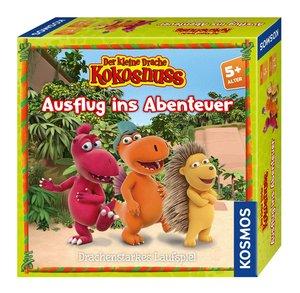 Der kleine Drache Kokosnuss - Ausflug ins Abenteuer (Kinderspiel