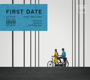 First Date-Piano Four Hands