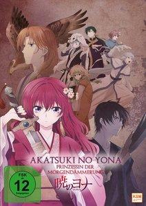 Akatsuki no Yona - Prinzessin der Morgendämmerung - Gesamteditio