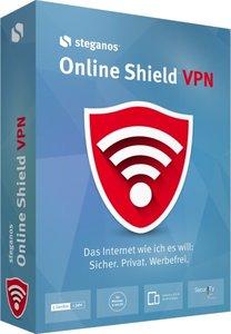 Steganos Online Shield VPN. Für Windows 7/8/10