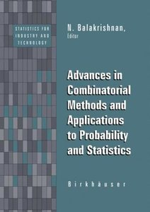 Advances in Combinatorial Methods and Applications to Probabilit