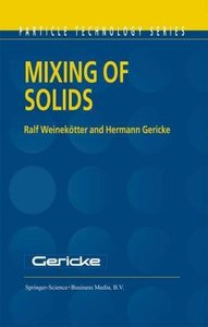 Mixing of Solids