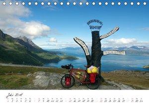 Abenteuer Radreisen