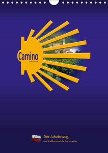 Camino Frankreich (Wandkalender 2019 DIN A4 hoch)