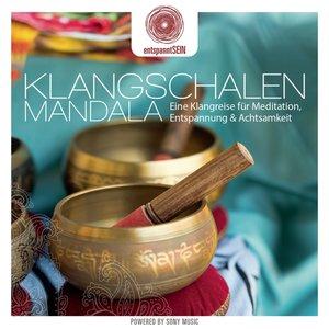 entspanntSEIN-Klangschalen Mandala (Eine Klangre