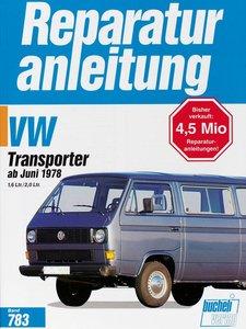 VW Transporter (1,6 und 2,0 Liter) ab Juni 1978