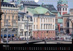 Wunderschönes Schweden (Wandkalender 2019 DIN A4 quer)