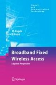 Broadband Fixed Wireless Access