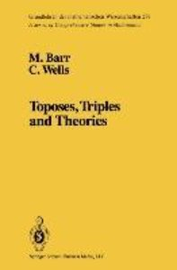 Toposes, Triples and Theories
