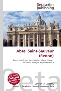 Abtei Saint-Sauveur (Redon)