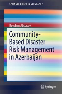 Community-based Disaster Risk Management in Azerbaijan