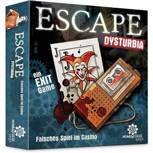 ESCAPE Dysturbia: Falsches Spiel im Casino