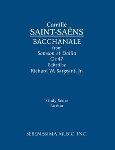 Bacchanale, Op.47