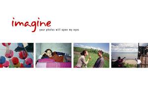 Imagine - Postkartenbuch