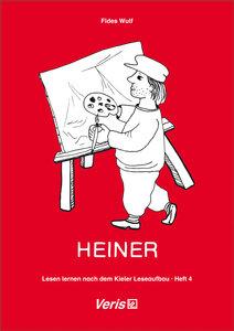 Lesen lernen nach dem Kieler Leseaufbau / Heiner