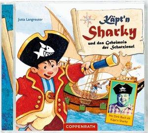 CD: Käpt\'n Sharky und das Geheimnis der Schatzinsel