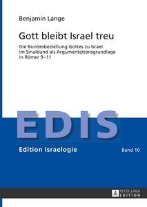 Gott bleibt Israel treu