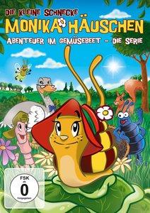 Abenteuer Im Gemüsebeet-Die Serie (DVD)