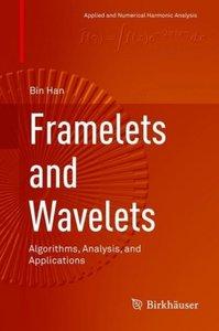 Framelets and Wavelets