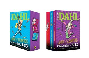 Roald Dahl\'s Whipple-Scrumptious Chocolate Box