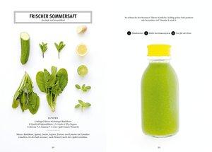 Grüne Smoothies - Die Energiebooster
