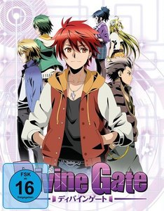 Divine Gate - Blu-ray 1 + Sammelschuber [Limited Edition]