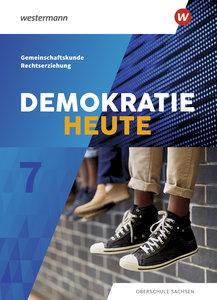 Demokratie heute - Ausgabe 2019 für Sachsen