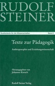 Texte zur Pädagogik