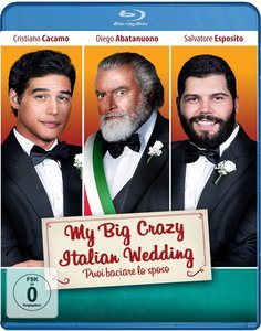 My Big Crazy Italian Wedding, 1 Blu-ray