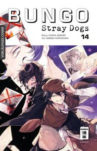Bungo Stray Dogs 14