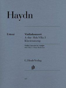 Konzert für Violine und Orchester A-dur Hob. VIIa:3