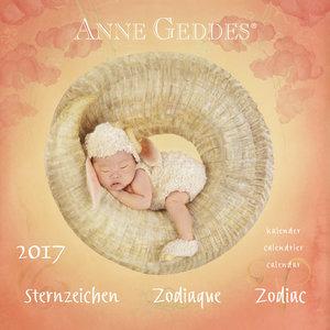 Anne Geddes 2017 - Sternzeichen