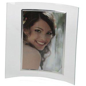 Glasbilderrahmen geschwungen, für 13 x 18 cm Bildformat