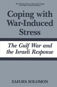 Coping with War-Induced Stress