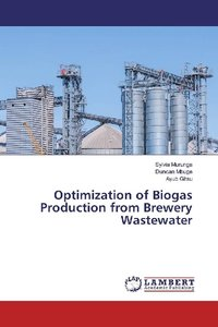 Optimization of Biogas Production from Brewery Wastewater