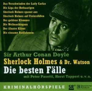 Sherlock Holmes & Dr. Watson. Die besten Fälle. 5 CDs