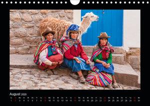 Peru, die Inkas und ihre Ahnen