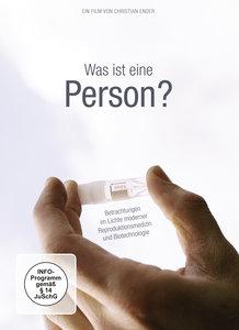 Was ist eine Person?