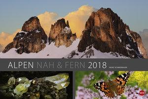Alpen nah und fern 2018