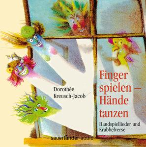 Finger spielen - Hände tanzen