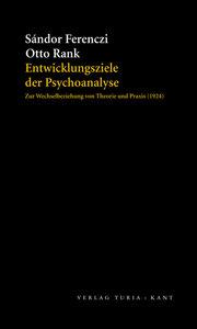Entwicklungsziele der Psychoanalyse
