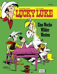 Lucky Luke 66 Eine Woche Wilder Westen