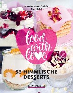 33 Desserts mit Herz