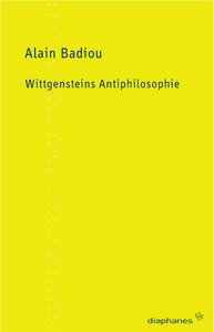 Wittgensteins Antiphilosophie
