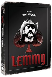 Lemmy - The Movie (Limited Black Edition)