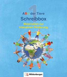 ABC der Tiere 1 - Schreibbox