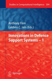 Innovations in Defence Support Systems - 1