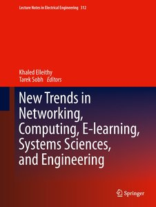 New Trends in Networking, Computing, E-learning, Systems Science